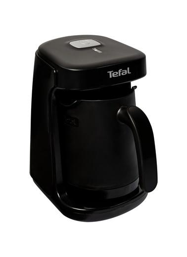 Tefal Köpüklüm Compact CM8118TR Siyah Türk Kahve Makinesi Siyah